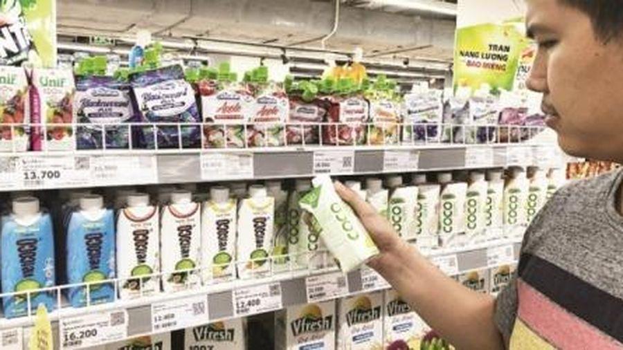 Hàng Việt chiếm tỷ lệ rất cao tại hệ thống siêu thị trong nước