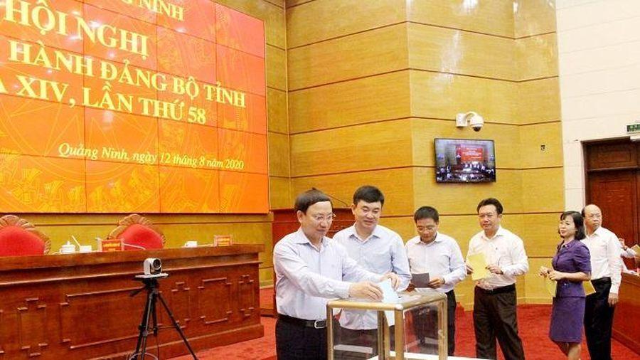 Bí thư và Chủ tịch tỉnh Quảng Ninh được giới thiệu vào BCH TƯ Đảng khóa XIII