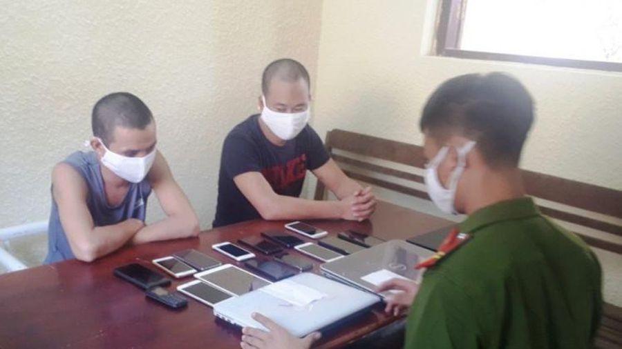 Quảng Nam: 2 đối tượng nghiện ma túy, từng có tiền án gây ra 9 vụ trộm cắp