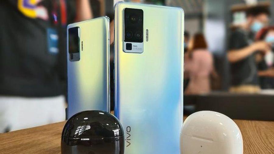 Samsung giữ thị phần chủ chốt, Vivo gây sốc thị trường điện thoại Việt Nam quý II
