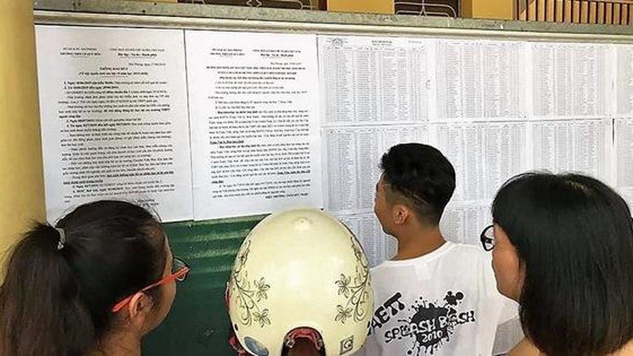 Hải Phòng công bố điểm chuẩn vào lớp 10 THPT năm học 2020-2021