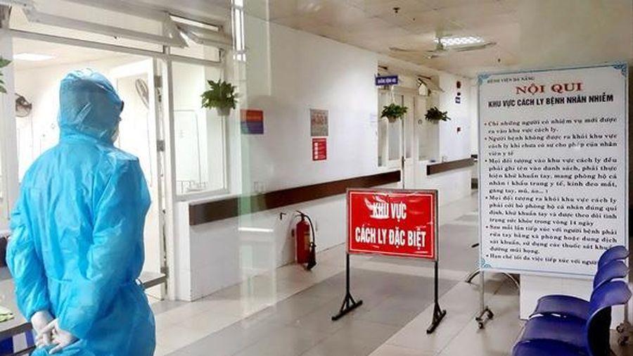 Thêm 14 ca mắc COVID-19, trong đó 13 ca tại Đà Nẵng, Việt Nam có 880 bệnh nhân