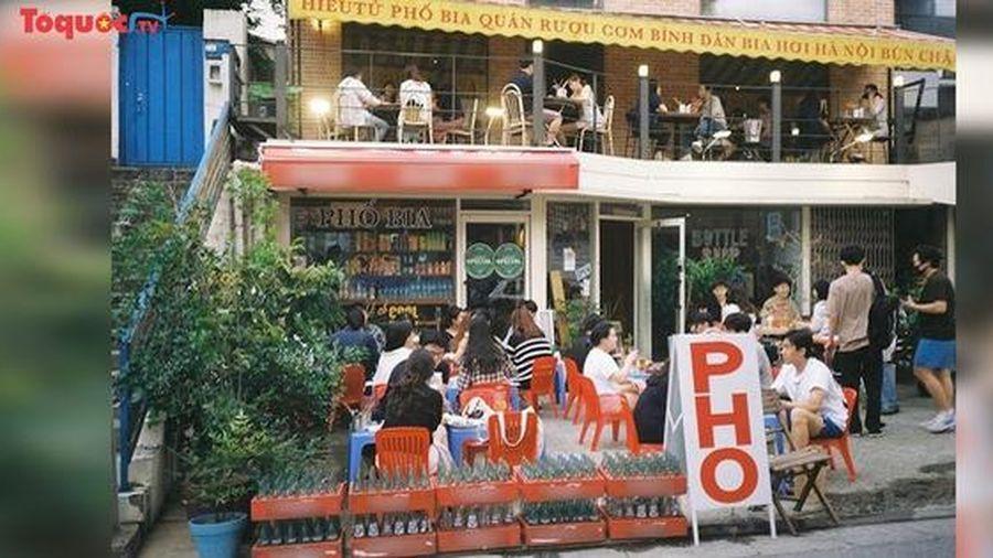 Quán ăn style vỉa hè Việt Nam giữa lòng thủ đô Seoul