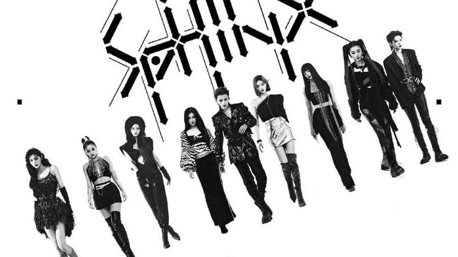 Kể cả không biết THE9 là ai bạn cũng sẽ bất ngờ với tạo hình của nhóm trong MV 'SPHINX'
