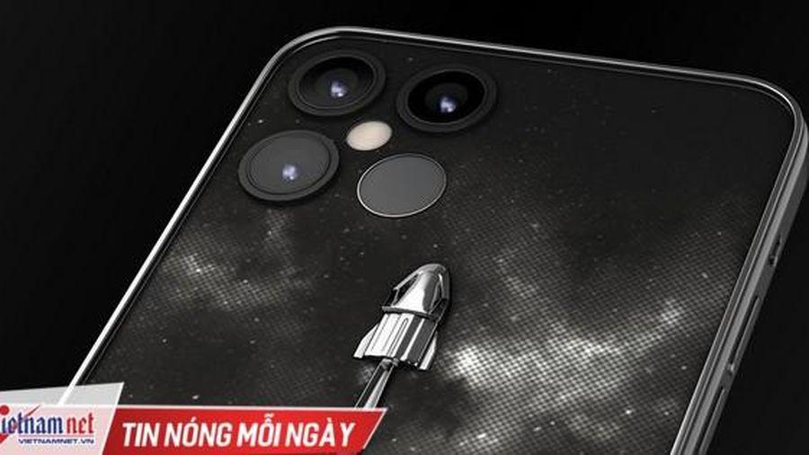 Xuất hiện iPhone 12 Pro phiên bản đặc biệt dành cho fan của Elon Musk