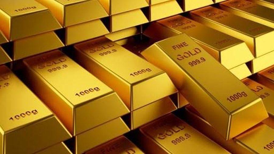 Mở cửa giao dịch, vàng có giá 56,22 triệu đồng/lượng