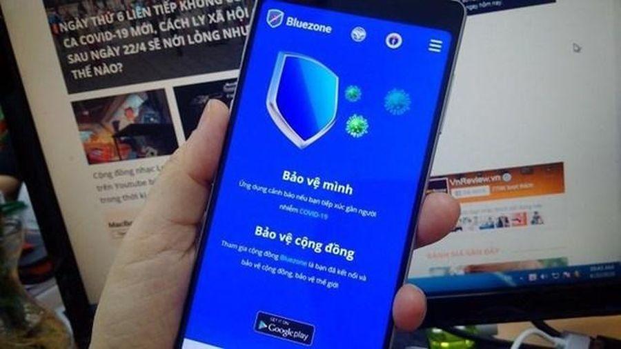 Nam Định 'sốt ruột' vì ít người cài đặt ứng dụng Bluezone