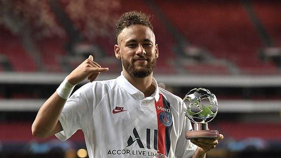 Neymar lập kỷ lục Champions League sau 12 năm