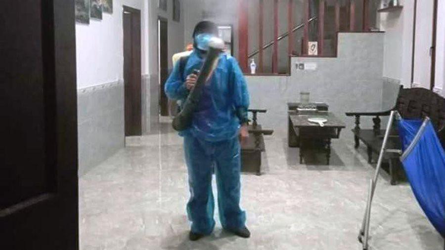 Kết quả xét nghiệm người đàn ông từ Đà Nẵng về quê sốt cao