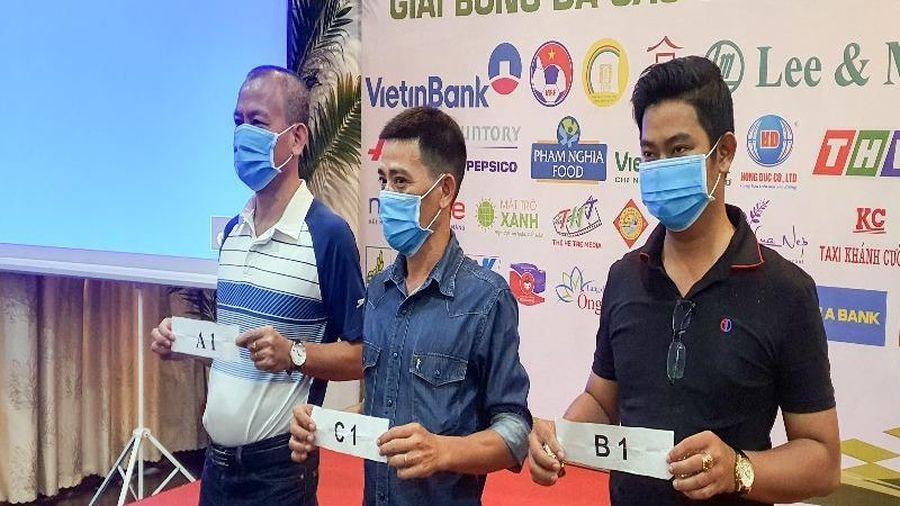 10 đội tham gia Giải bóng đá các cơ quan báo chí ĐBSCL