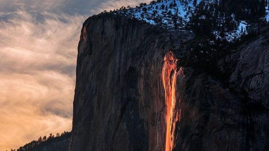 Thác Máu và những dòng thác kỳ lạ nhất thế giới
