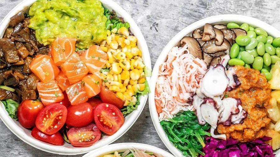 5 quán salad tươi ngon ở TP.HCM