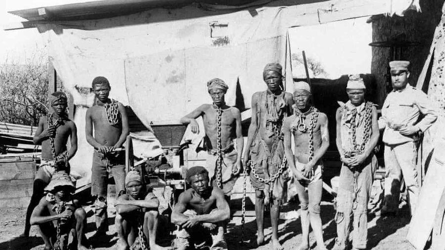 Namibia bác đề nghị bồi thường cho tội ác thời thực dân của Đức