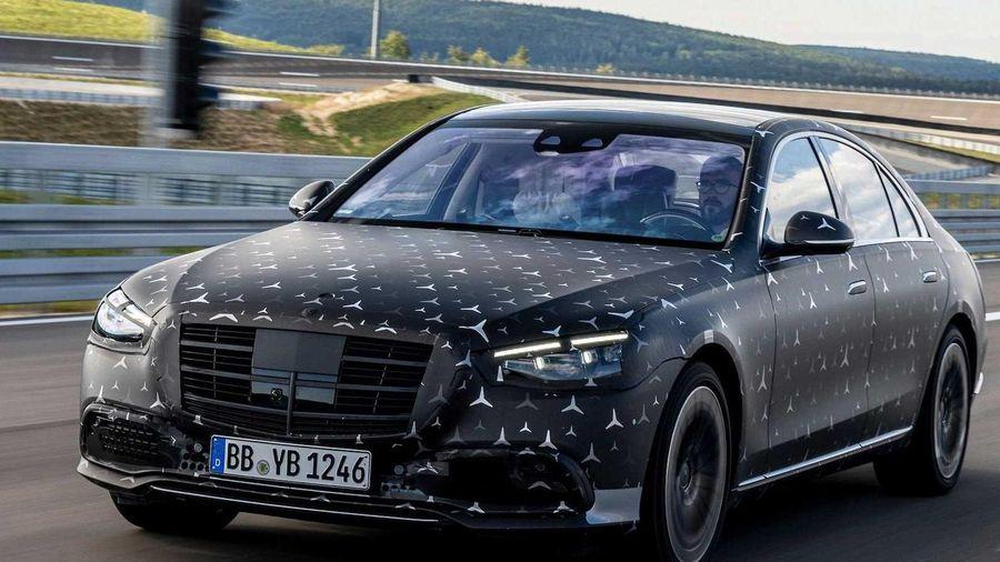 Mercedes-Benz S-Class 2021 sẽ có nội thất tạo khác biệt
