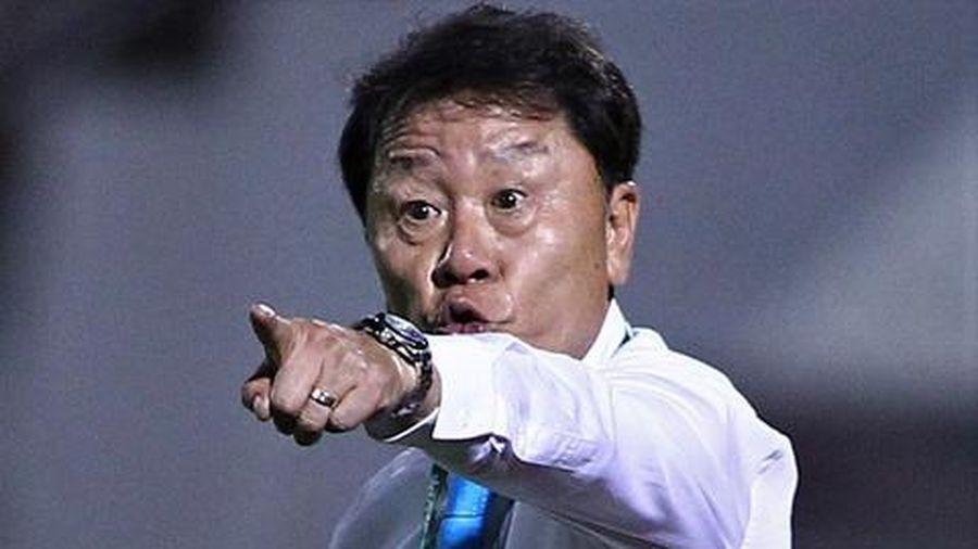 HLV Chung nói lý do thay đổi BHL và đội trưởng CLB TP.HCM