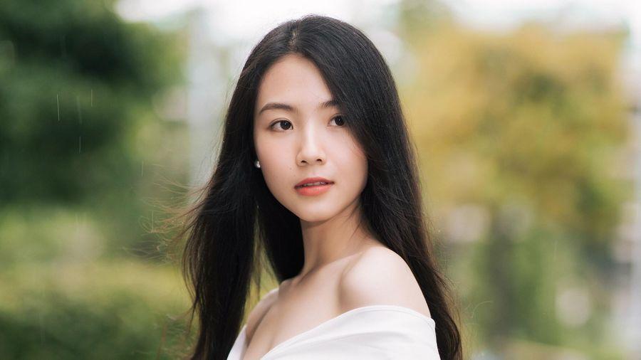 Nhan sắc hot girl 10X dự thi Hoa hậu Việt Nam