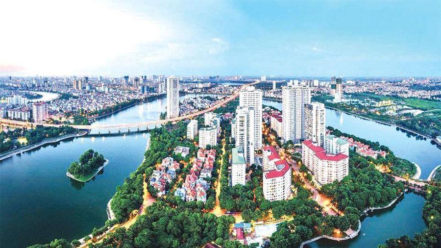 Hoàng Mai phát triển kinh tế đô thị theo hướng nhanh, bền vững
