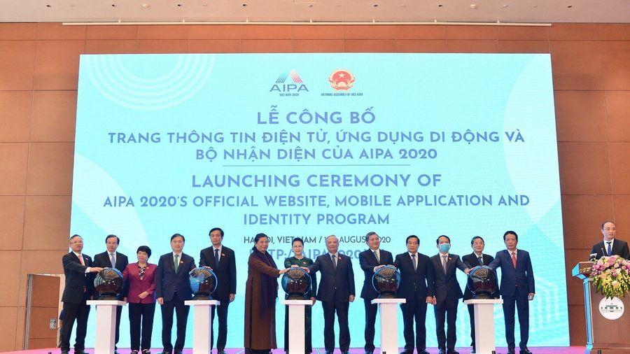 Công bố Trang thông tin điện tử của Năm Chủ tịch AIPA 2020