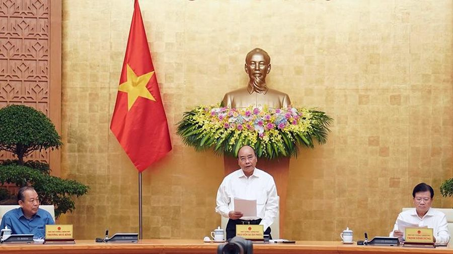 Chính phủ họp chuyên đề về xây dựng pháp luật