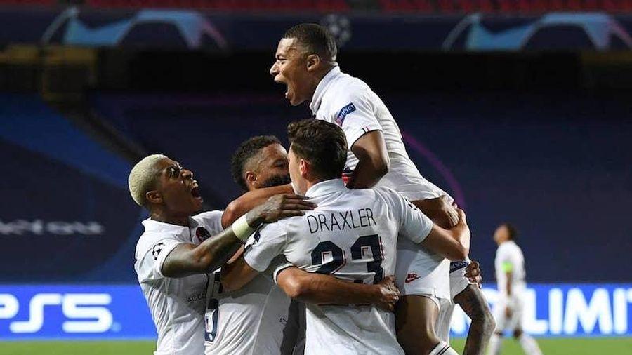 Vòng tứ kết Champions League: PSG 'chết hụt' trước Atalanta