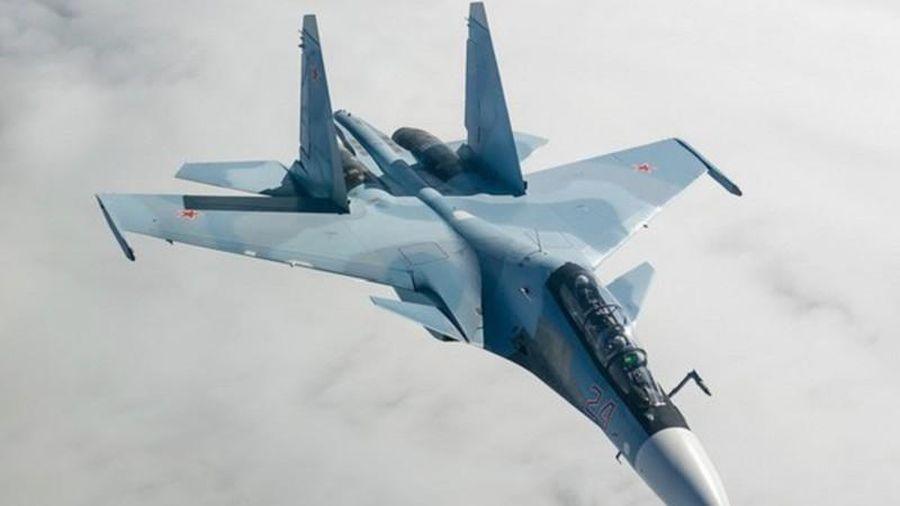 Tiêm kích Su-30MS hiện đại hóa sẽ được trang bị tên lửa siêu thanh Kh-32