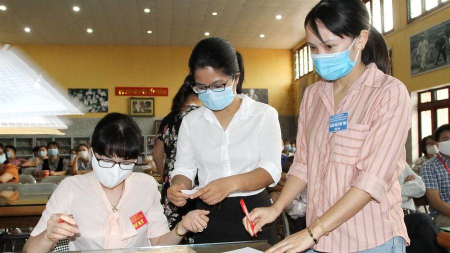 Thái Bình: Dự kiến 17/8 chấm thi xong các bài tốt nghiệp THPT