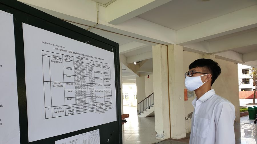 Hải Phòng: Điểm chuẩn vào 10 chênh lệch lớn giữa các trường THPT