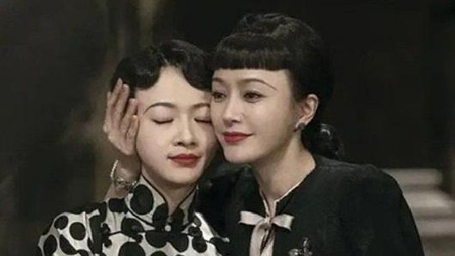 Hai mỹ nữ 'Diên Hi Công Lược' gây choáng váng bởi hàng lông mày 'như cầu trượt' trong phim mới