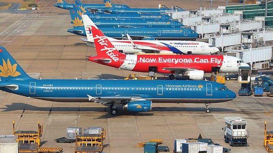 Thị trường hàng không nội địa toàn cầu phục hồi, Việt Nam tăng mạnh nhất