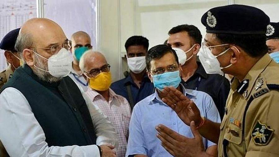 Ấn Độ tiếp tục ghi nhận kỷ lục về số ca nhiễm Covid-19