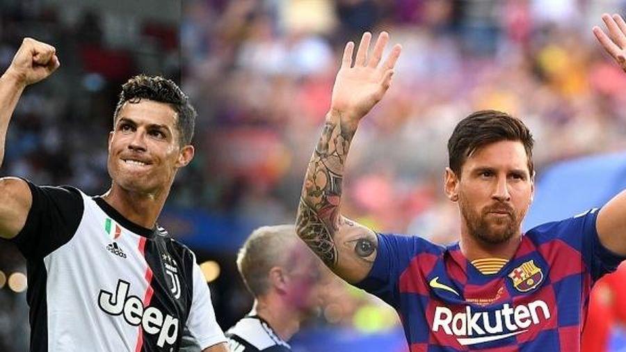 Juventus quyết định gây sốc khi rao bán Ronaldo cho Barcelona