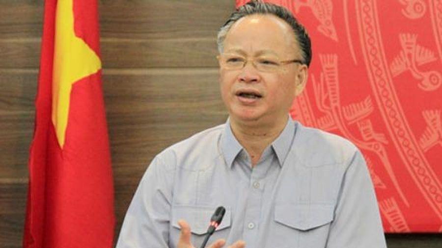 Ông Nguyễn Văn Sửu điều hành UBND TP. Hà Nội