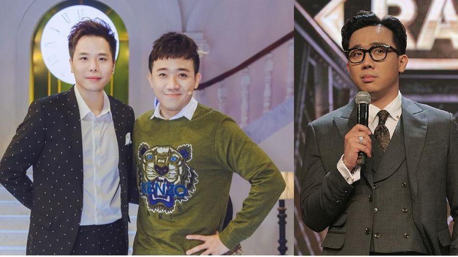 Bạn thân nói gì về những áp lực của Trấn Thành khi trở thành MC của 'Rap Việt'