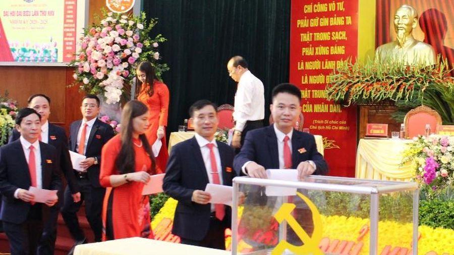 Ông Lê Ngọc Anh làm Bí thư huyện Phú Xuyên