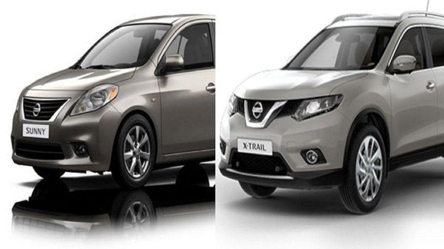 Nissan ngừng bán Sunny và X-Trail lắp ráp tại Việt Nam
