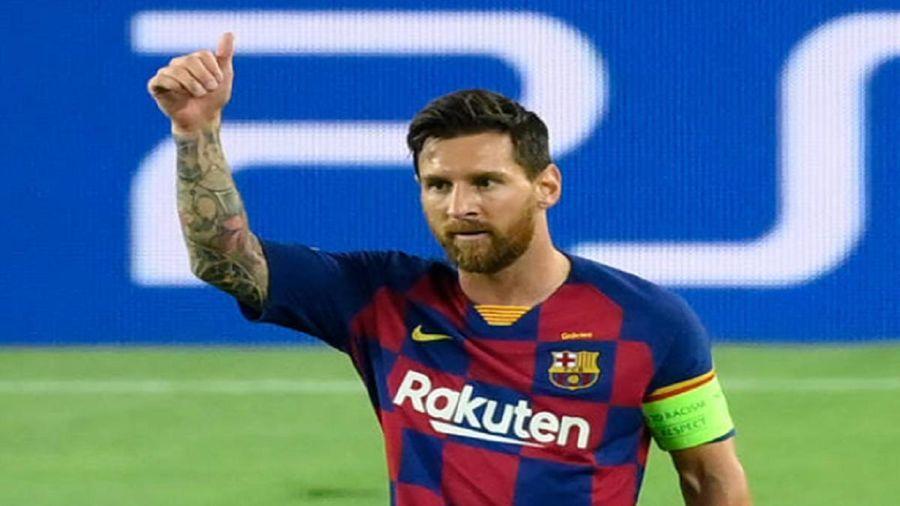 Lionel Messi áp sát top 1 trong cuộc đua 'Vua xỏ háng'