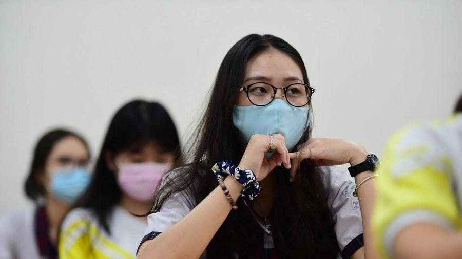 Hơn 5.600 thí sinh làm bài kiểm tra tư duy để giành suất vào ĐH Bách khoa