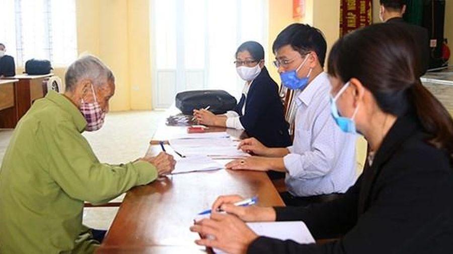 TP. Hồ Chí Minh: Hoàn thành hỗ trợ người bị ảnh hưởng bởi dịch Covid-19