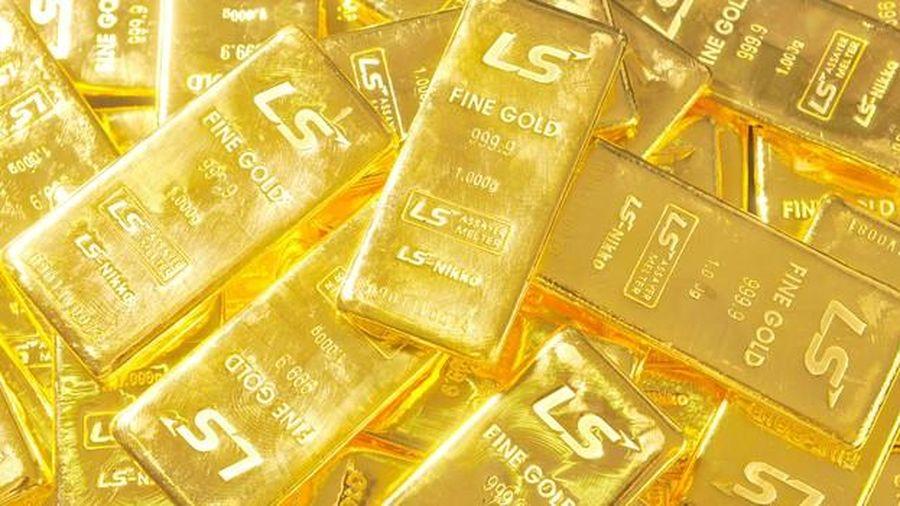 Giá vàng sẽ điều chỉnh trong bao lâu?