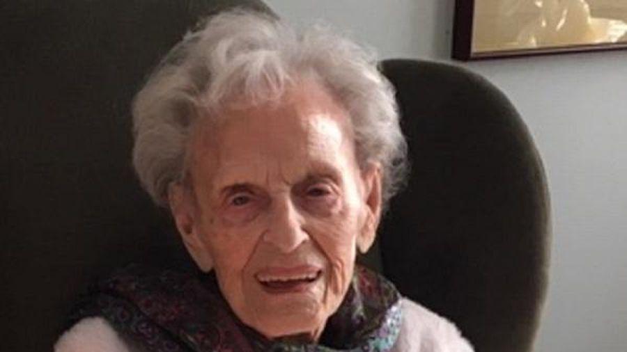 Cụ bà 102 tuổi chiến thắng 2 đại dịch: 'Nó không tệ'