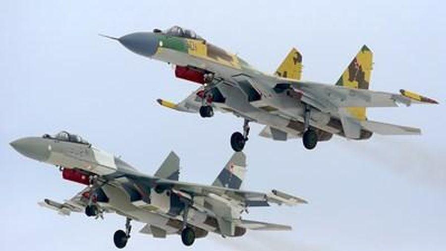 Nga chi 1 tỉ USD sắm thêm hàng loạt chiến đấu cơ Su-35