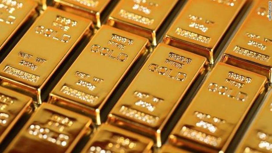 Giá vàng thế giới lại đảo chiều đi lên trong phiên 12/8