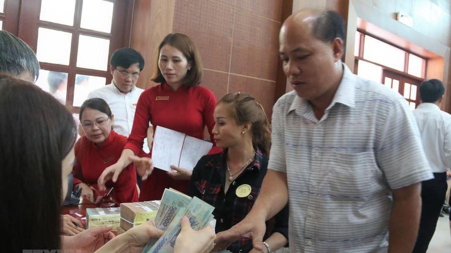Chi trả đền bù thu hồi đất sân bay Long Thành theo nhiều đợt
