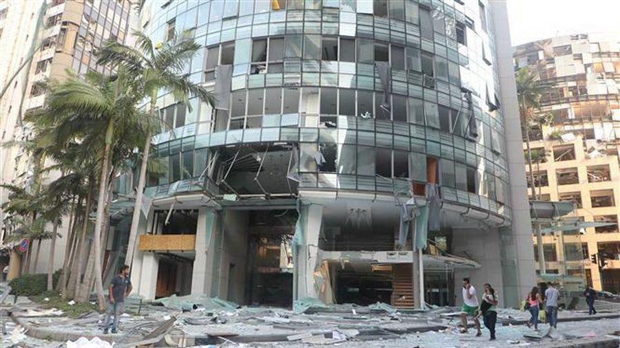 Siemens giúp đỡ nạn nhân ở Liban thông qua hỗ trợ y tế và năng lượng