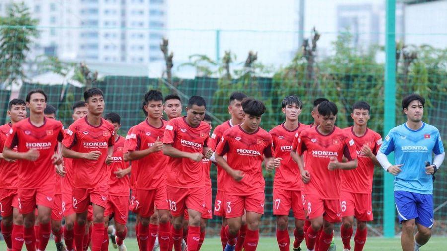 Danh sách U22 Việt Nam mới nhất: HLV Park Hang-seo gọi 48 cầu thủ