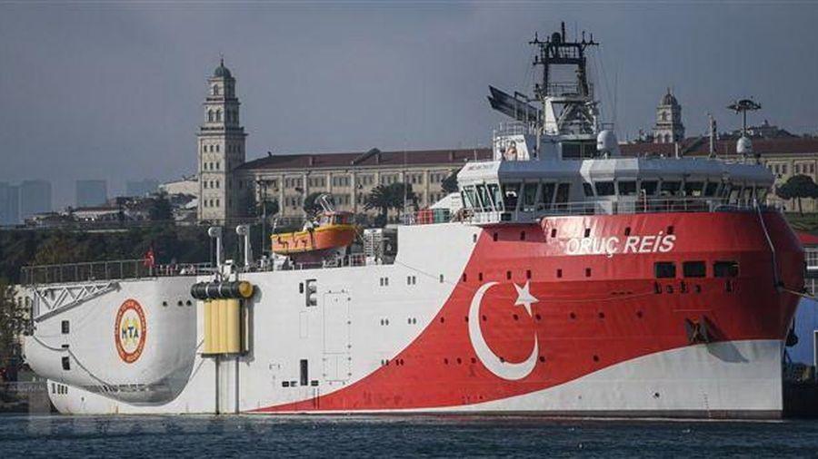 Tổng thống Thổ Nhĩ Kỳ muốn tìm 'giải pháp cùng thắng' với Hy Lạp