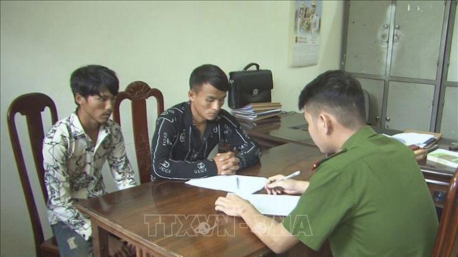 Điều tra vụ hiếp dâm tập thể ở Điện Biên