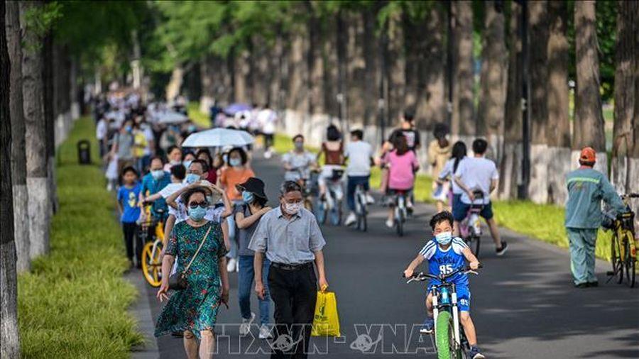 Vũ Hán tổ chức lễ hội bia kéo dài một tuần