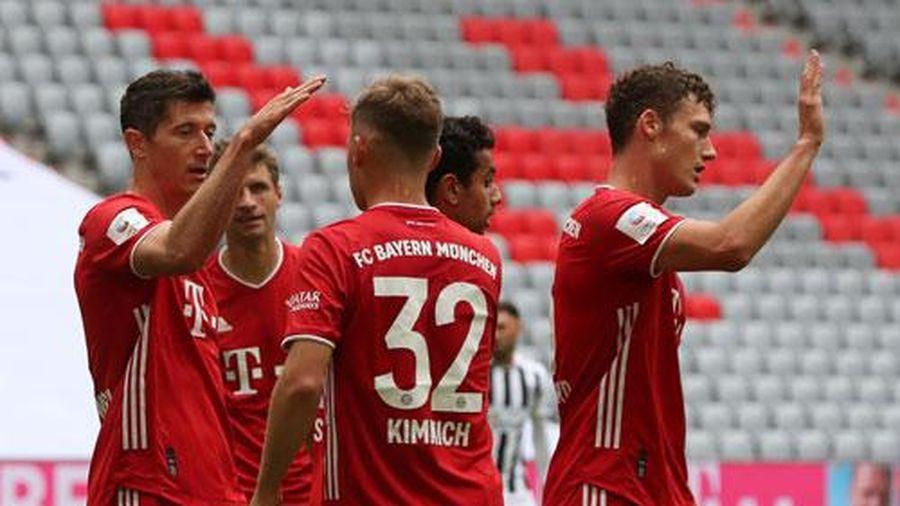 Đội hình 'trong mơ' kết hợp giữa Barca với Bayern: 'Hùm xám' áp đảo