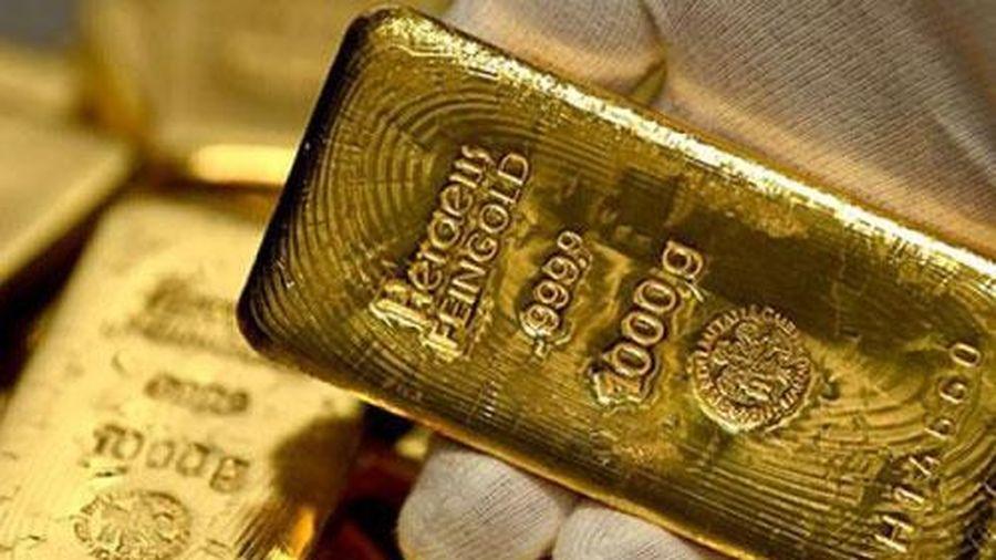 Giá vàng hôm nay (13/8): Tăng mạnh trở lại